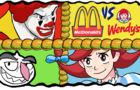 Ronald VS Wendy
