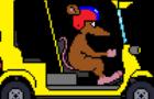 RAT ON A TUKTUK