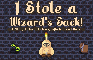 I Stole a Wizard's Sack and All I Got Was This Infinite Pocket Universe