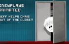 OneyPlays Animated - Jeff helps Chris out of the closet