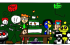 Pico's. Birthday (pico day animation)