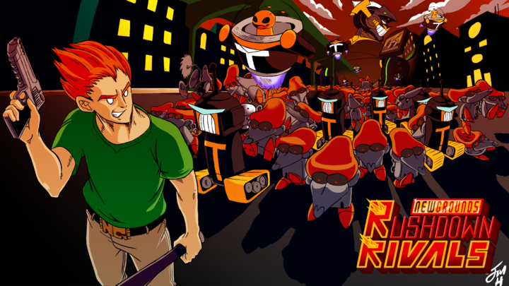 Newgrounds - Rushdown Rivals