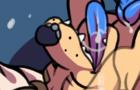 Furses Enjoying His Load Rough Animation