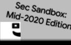 Secton Sandbox BETA