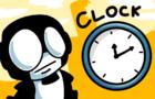 Steve makes an unfunny clock joke