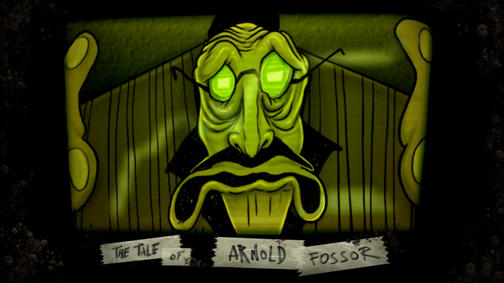 The Tale of Arnold Fossor
