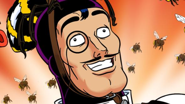 DR. BEES RETURNS!