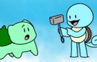 Pokemon talk Animation