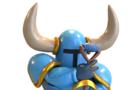 Shovel Knight Smash Amiibo concept