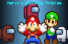 Mario's Among Us Problem