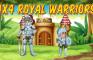 4x4 Royal Warriors