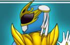 Chun-Li 2021 Birthday Loop (Blue Phoenix Ranger Version)