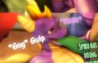 Spyro Porn Loop! (M/M) (MrSafetyLion) (18+) (No Sound / Loop Only)