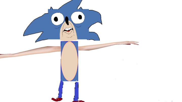 Sonic pilot episode