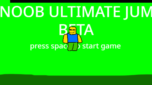NOOB ULTIMATE JUMP BETA