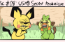 Pokemon snap, The secret technique.