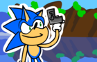 Sonic with a Gun