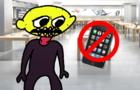 Lemon Demon Got No iPhone
