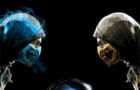 My first animation Scorpion vs Sub-zero