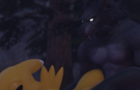 Werewolf Animation WIP4