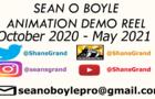 Demo Reel October 2020 - May 2021