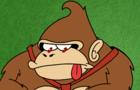 Donkey Kong Loves His Bongos