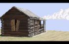 The Cabin - a very short pixel art film