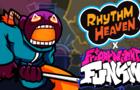 Rhythm Heaven Custom Remix: Ballistic (Friday Night Funkin' VS Whitty)