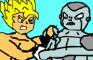Goku vs Friezzer Zer