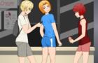 Danny, Alex and Manu yaoi