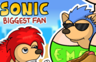 Classic Sonic's Biggest Fan
