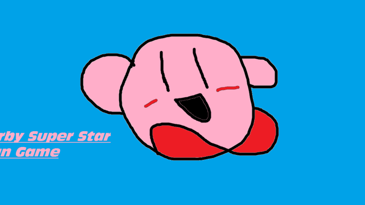 Kirby The Game