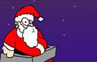 Roast Santa