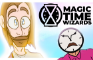 Magic Time Wizards: Crucifixxer-Upper