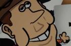 Woody freaking dies in a PlayStation 2