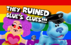 Blue's Clues Has Gone TOO FAR! (Animated Reaction Video)