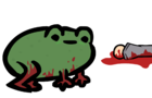 Pet the Frog
