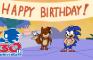 Sonic's 30th Anniversary Animation