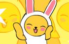 Caramelldansen Muzi (Kakao Friends)