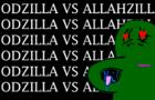 Godzilla vs Allahzilla