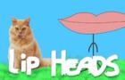LIP HEADS // KITTY