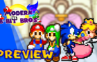 Modern 8-Bit Brothers' Series Preview