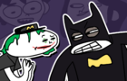 BATMAN GOES TO MCDONALDS