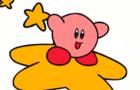 Kirby on da Warp Star