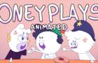 Chris Ruins Zelda - Oney Plays Animated
