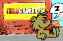 Kuma Asleep [NewgroundsTV Bumper]
