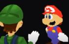 Luigi Work At Freddy Movie