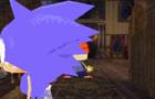 Parappa Work At SonicFazHedgehog Movie
