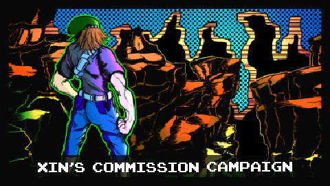 Xin's Commission Campaign