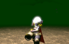 Sentinel Tristana Taunt animation